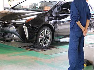 タクシーメーター装置検査設備3